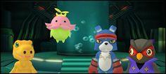 Digimon World Championship: Digimon Iniciais DMO