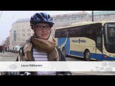 Pyöräilykypärä päähän, vaikka kampaus kärsisi - 12.5.2011 - YouTube Youtube, Youtubers, Youtube Movies