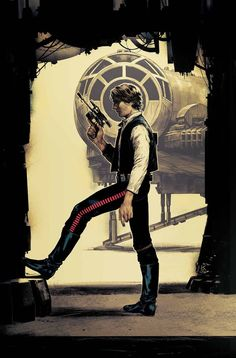 STAR WARS: HAN SOLO #5 (OF 5) by D3 COMIC BOOK SPOT. Shop now at https://d3comicbookspot.com!