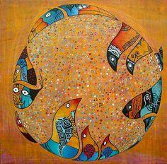 Moonwalking Birds ~ Niels Breum