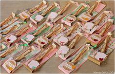 MiLiVe: Kleine Amicelli Verpackung