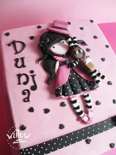Gorjuss cake http://amzn.to/2luw5mX