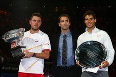 AUSTRALIAN OPEN MASCHILE - Wawrinka difende il titolo dall´assalto di Djokovic, Federer e Nadal