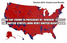 America looks pretty United to me ~@guntotingkafir GOD BLESS AMERICA AND GOD BLESS PRESIDENT TRUMP!!!
