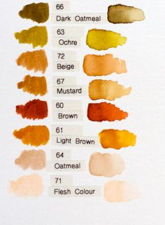 Clean Color Real Brush Markers Videos by Jennifer McGuire Ink