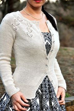 http://www.ravelry.com/projects/jettshin/peacock-eyes-cardigan by jettshin, via Flickr