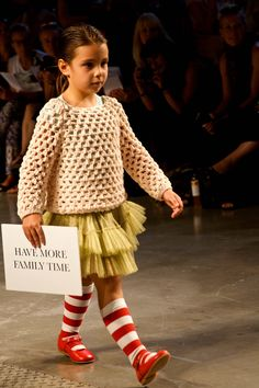 CPH Kids fashion show for summer 2013