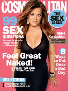 Kim Kardashian may be Kris Jenner's favorite daughter . but Khloe Kardashian is our favorite sister!The graces the cover Cosmopolitan UK where she opens up about her struggles with her weight, Kanye West's relationship with Kim and… Khloe Kardashian, Kardashian Fashion, Les Benjamins, Celebrity Gossip, Celebrity News, Kim And Kourtney, Uk Magazines, Vintage Magazines, Brunch