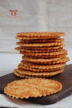 Domáce oblátky z vaflovača - Sisters Bakery Amazing Cakes, Crackers, Ham, Cookie Recipes, Bakery, Food And Drink, Gluten, Snacks, Meals