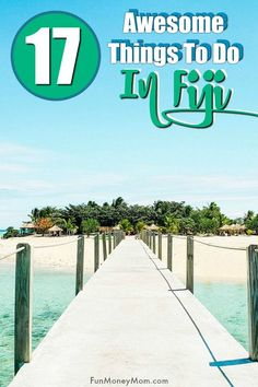 Fiji Islands - Wondering what to do in Fiji? Of course, the island excursions are always amazing but there are so many other things to do in Fiji too! Fiji Travel, Florida Travel, Places To Travel, Places To See, Travel Destinations, Tropical Islands To Visit, Fiji Islands, Cook Islands, Castaway Island