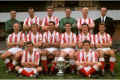 Stoke City: Inspirational former captain Eddie Stuart dies, aged 83 Stoke City Fc, Soccer League, Stoke On Trent, Victoria, Football, 1970s, Celebrities, Inspirational, Group