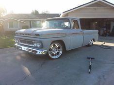 1960 Chevy Pickup Truck | Amazing Classic Cars