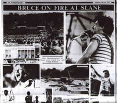 Slane Castle 1985 picture report part one