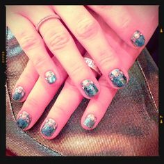 I LOVED my nails last night! Once again - amazing!! @stephstonenails @The_New_BlackTV