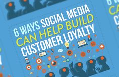This infographic outlines how businesses can use social media to create better connections with their customers.