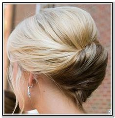 Simple Updos For Short Hair In A Wedding - Updos : New Fashion ...