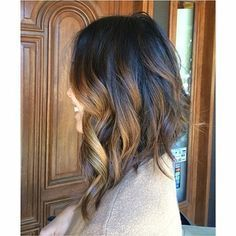 Cut and the way color was applied