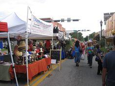 Market on Main every Saturday