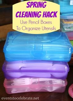Spring Cleaning Hack