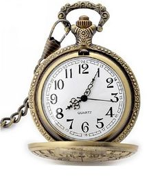 Retro Vintage Steampunk Pocket Watch