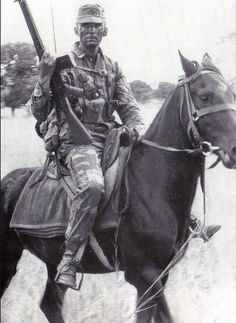 Rhodesian Grey's Scouts Like the Dragoons of Angola, Grey's Scouts were used for tracking, reconnaissance, pursuit, and, most prominently, patrol in the Rhodesian Bush War.[