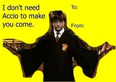 For the filthy ones: | The 18 Best Valentine's Day Cards For The Harry Potter Addict In Your Life