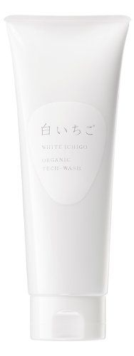 White Ichigo Organic Tech Wash  Foam Wash 120 g >>> You can get additional details at the image link.