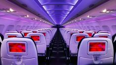 Here are the 10 best airlines in the world if you are looking for a cheap flight according to Skytrax. AirAsia and Virgin America lead the way once again. Virgin America Airlines, Jet Privé, Airplane Seats, Low Cost Flights, Air Travel Tips, Best Airlines, Virgin Atlantic, Color Meanings, Music System