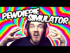 PEWDIEPIE SIMULATOR! // IndiesVsPewDiePie - YouTube
