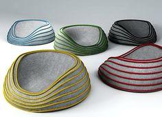 "just-good-design: """"Happy Days"" Design by Francois Papastefanou furnituredesignma """