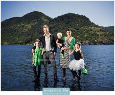 Unique Family Photo Shoot Ideas | unique family portrait by Los Angeles Wedding Photographer, Embrace ...