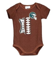 The most adorable #Eagles outfit