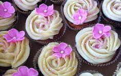 Svatební cupcakes od Markéty