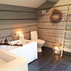 grysval's photo on Instagram Cabin Bathrooms, Bathtub, Dreams, Future, Chic, Instagram Posts, Inspiration, Standing Bath, Shabby Chic