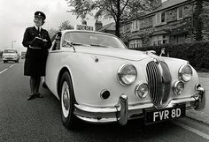 These historical photos are fromthe collection of the Greater Manchester Police Museum and Archive that show vehicles police officers often. South Manchester, Manchester Police, Emergency Vehicles, Police Vehicles, British Police Cars, Jaguar Xj40, Austin Cars, Automobile, Cops And Robbers
