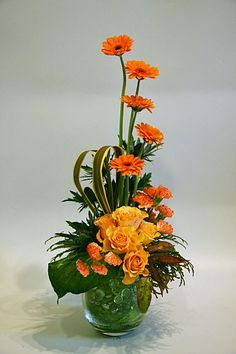 unusual geometric flower arrangements - Google Search
