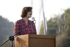 Cherie Blair: On Paying It Forward