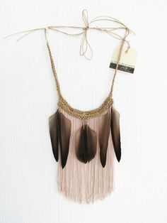 'Indian Style' necklace