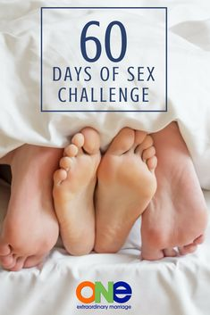 Get ready as Tony & Alisa share their insights from the 60 Days of Sex Challenge and how you can began your own challenge.