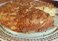 Τούτμανικ (τυρόψωμο) συνταγή από Hristinka Georgieva Maslarska - Cookpad Cheese Pies, Salty Cake, Yummy Chicken Recipes, Breakfast Time, Greek Recipes, Appetizer Recipes, Appetizers, Food To Make, Banana Bread