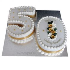 Order anniversary cake online & celebrate the bond of togetherness with YummyCake. eggless cake with wide ranges of flavours. Midnight delivery available. Marriage Anniversary Cake, Anniversary Cake Designs, Golden Anniversary Cake, 50th Wedding Anniversary Decorations, Anniversary Parties, 50 Anniversary, Anniversary Cookies, 50th Cake, Cake Online