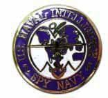 United States Naval Intelligence Spy Navy Lapel Pin by Lapel Pins Navy. $4.25. Our United States Naval Intelligence Spy Navy Lapel Pin is made from the highest quality materials. It is manufactured by the people that supply the military bases and is fully guaranteed. This collector pin would make a wonderful addition to your collection or a great gift.