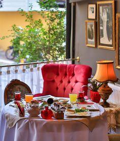 Cihangir / Çukurcuma Cafe