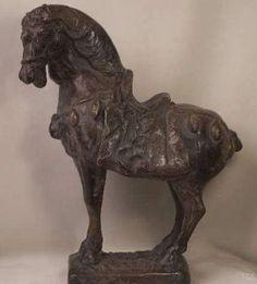 Tang Dynasty Sculpture (replica).  $185.00