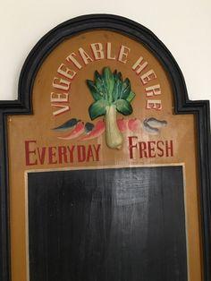 vintage blackboard by Bucotarlo on Etsy