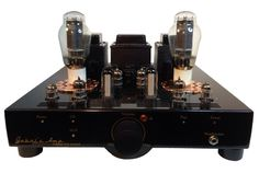 Integrated Hi Fi Tube Amplifier Customizable, hand Made and Made in Italy. Check us out in www.gabrisamp.it or like pur Facebook page Gabri's Amp!