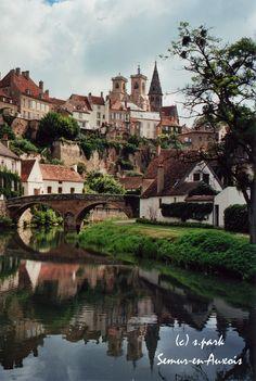 Bourgogne, France (Belle's town?)