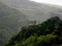 The Church of the Holy Mother of God, Asen's Fortress, Bulgaria