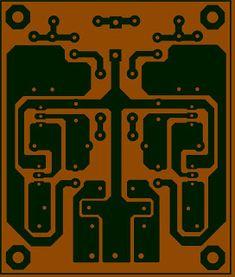 Cara Membuat Led Signal Clip dan Indicator amplifier Circuit Board Design, Electronic Circuit Projects, Audio Amplifier, Circuit Diagram, God Pictures, Dan, Hijab Cartoon, Bending, School Stuff