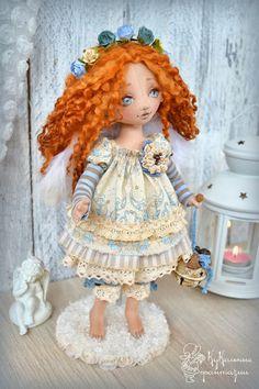 Fantasias boneca Coleção: Arishka - Anjo Vermelho